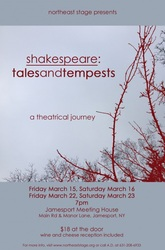 shakespeare: tales and tempests, 2013