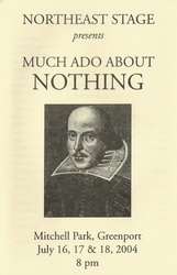 Much Ado About Nothing, 2004