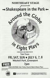 Around the Globe in Eight Plays, 2007